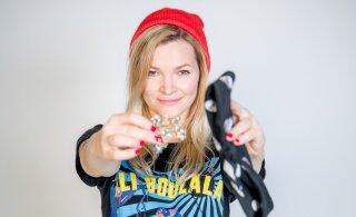 Karolin Kuusiku lemmik ilunipp: noorusliku näo nimel tasub kontrollida näolihaseid