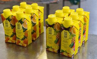 A. Le Coq investeeris ligi 2 miljonit eurot portsjonpakkide liini eesmärgiga mahlaturgu kasvatada