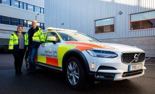 Kolmepunkti-turvavöö juubelil toob Volvo turule kiirusepiiramise rakenduse ja joodikukaamera