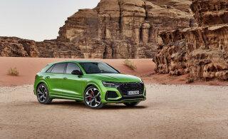 PROOVISÕIT | Audi RS Q8 on tagasihoidlikumasse pakendisse susatud Lamborghini Urus