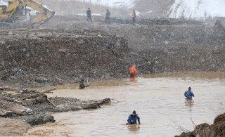 Siberi kaevanduse purunenud tamm ehitati ebaseaduslikult ja nõudeid eirates