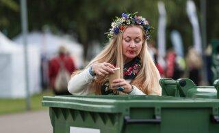 Сегодня в полночь начнется Всемирный день чистоты под патронажем Эстонии