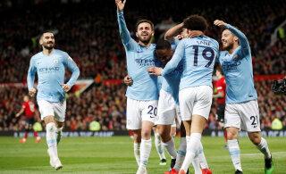 City võitis Manchesteri derbi ja astus pika sammu meistritiitli suunas