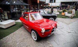 Разработчики первого эстонского электромобиля Nobe хотят привлечь 100 000 евро