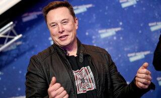 Elon Musk: Tesla on avatud võimalusele mõne teise firmaga ühineda!