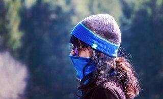 В Тартуском университете бесплатно проверят вашу противовирусную маску на эффективность