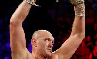 VIDEO | Tyson Furyle laskusid karmid süüdistused