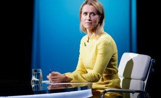 Politsei ei alusta Kaja Kallase ähvardajate osas kriminaalmenetlust