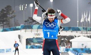 Ustjugovi disklafi järel olümpiamedali saanud norralane: süüdimõistev dopinguotsus pole kunagi hea uudis