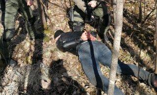 ФОТО | В ходе спецоперации полиция задержала трех серийных взломщиков