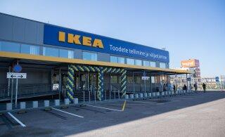 IKEA tutvustab uut teenust: nüüdsest saab tellida väikesed esemed koju poole soodsamalt