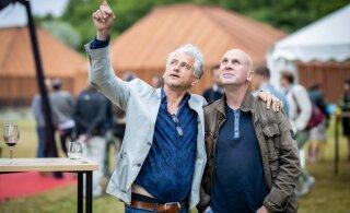 FOTOD | Eesti filmi tipud pidasid Maarjamäel suvepidu