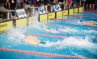 TÄISPIKKUSES | Tartus selgusid juunioride ja noorte meistrid ujumises