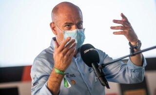 Pettunud Andrea Adamo: pean Hyundai sõitjatele Sardiinia ralliks parema auto andma