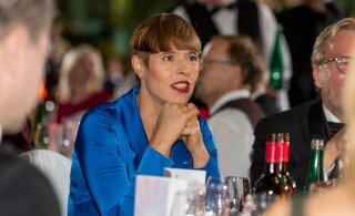 ФОТО: На гала-вечер Silverspoon собрались все сливки общества во главе с президентом Кальюлайд