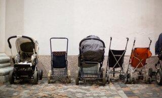 Lapsevanker võib olla ohuks majatäiele inimestele