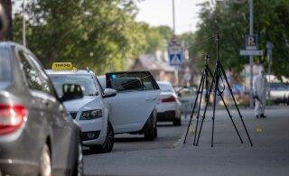 Почему полиция об этом умолчала? Новые подробности стрельбы в Теллискиви: пуля попала в еще одно такси