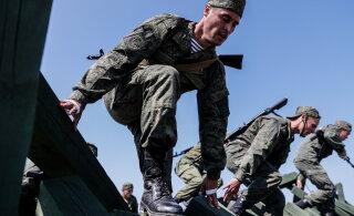 Путин начал внезапную проверку боеготовности Центрального военного округа России