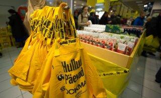Stockmann katsetab kulinaaria pakkimisel keskkonnasõbralikke toidukarpe, Hullude päevade kilekott jääb minevikku