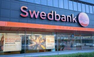 Во втором квартале прибыль эстонского подразделения Swedbank была меньше, чем в тот же период прошлого года