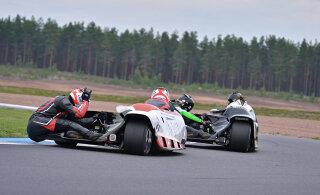 Eestlased tõid ringraja meistrivõistluste etapilt Soomes mitmeid poodiumikohti