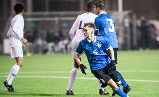 Юношеский чемпионат Европы по футболу в Эстонии отменен