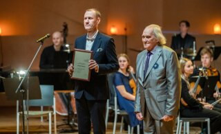 FOTOD | Gustav Ernesaksa Fondi peapreemia pälvis Peeter Perens