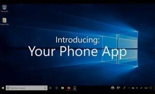 Windowsi kasutajad saavad nüüd telefoniekraani arvutisse peegeldada (kuid piiranguid on veel palju)