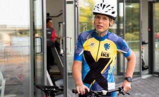 """Спортивный президент! Керсти Кальюлайд проехала сложнейший этап """"Тур де Франс"""" почти за 9 часов"""