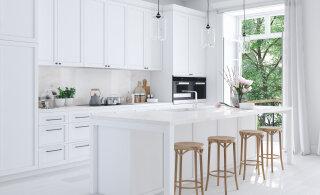 Kevadine suurpuhastus köögis — häid nippe, kuidas kõik kiirelt läikima lüüa!
