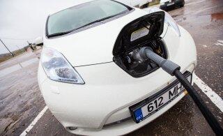 Квота на дотации по электромобилям заполнилась за 4 часа