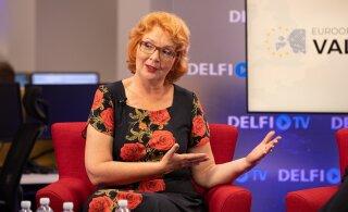 Europarlamendi liige Yana Toom: õppisin päris edukalt poest varastama