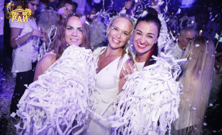 ГАЛЕРЕЯ 18+ | Танцевальный Рай special White Party подарил гостям незабываемые впечатления!