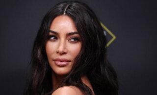 FOTOD | Kas tunned ära? Kim Kardashian West jagas nostalgiafotosi