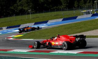 Ferrari täiendab enne järgmist etappi oma vormeleid