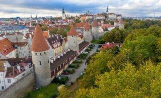 В борьбе за титул Зеленой столицы Европы Таллинн соревнуется с 15 городами