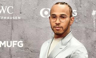 Lewis Hamilton raskest lapsepõlvest: läksin karatetrenni, et end rassismi vastu kaitsta