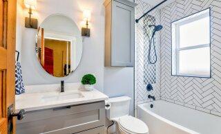 Põhjused, miks sinu vannitoas vajalike asjade jaoks ruumi pole ja kuidas seda hõlpsasti juurde tekitada