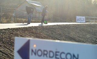 Nordecon и Департамент шоссейных дорог заключили договор на строительство объездной дороги в Керну