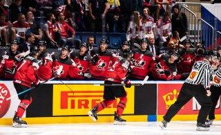 VIDEO   Kanada kostitas Tšehhit viie väravaga ja jõudis jäähoki MM-i finaali