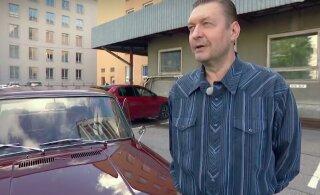 VIDEO | Raivo E. Tamm tutvustas oma esimest autot, mille restaureerimiseks kulus mehel kolm aastat