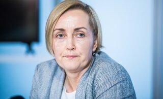 Värdjas, s***, l**sinärakas! Kristina Kallas paljastab talle laekunud räiged sõnumid: väga raske on toime tulla, vahel tahaks käega lüüa...