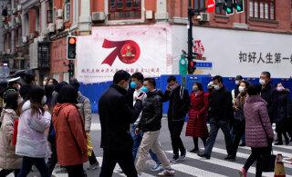 Shanghais elav eesti arhitekt: tööl tuleb täita ankeet, kui peaks haigestuma või Wuhanist pärit inimestega kohtuma
