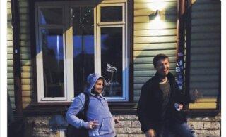 Кирилл Кяро трогательно поздравил Илью Нартова с днем рождения