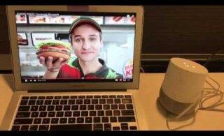 VIDEO: Mööduva aasta üllatavaim kampaania, mis ajas Google'i närvi ja pani naljahambad tegutsema