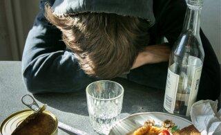 """Выпил водки и надеялся """"проскочить"""": в Нарве пьяный водитель получил условный срок и временно лишился прав"""