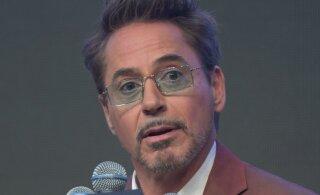 """Robert Downey Jr. võib """"Tasujad: Lõppmängu"""" eest saada lausa 75 miljonit dollarit"""