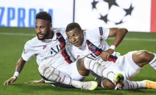 ПСЖ сравнял счет в Лиге чемпионов на 90-й минуте, а вырвал победу на 93-й