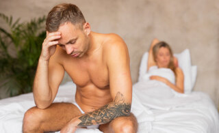 Мужская фригидность: что это и как с ней быть