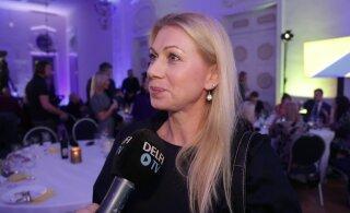 DELFI VIDEO   Kristina Šmigun-Vähi: minu tiimi ei tasu Alaveri meestega ühte kompotti panna